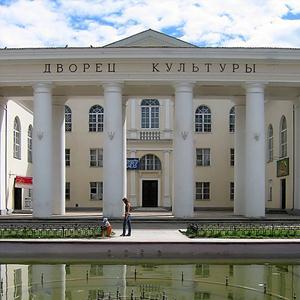 Дворцы и дома культуры Юрьи