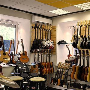 Музыкальные магазины Юрьи