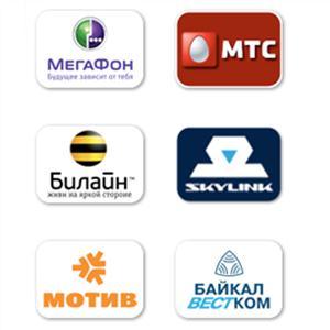 Операторы сотовой связи Юрьи