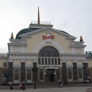 Железнодорожные вокзалы Юрьи